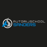 AutorijschoolSanders Logo Def Vierkant